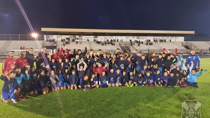 La Ciudad Deportiva Los Laureles acogió este pasado martes +Base.