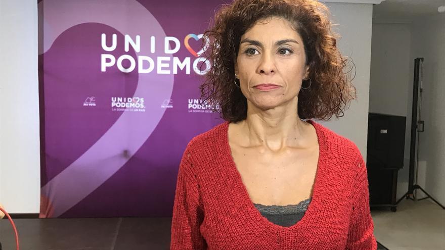 Podemos propone inhabilitar a Rosana Alonso para las primarias de Cantabria