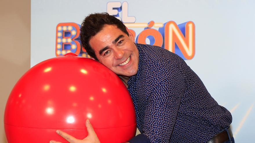 Pablo Chiapella en la presentación de 'El Bribón'