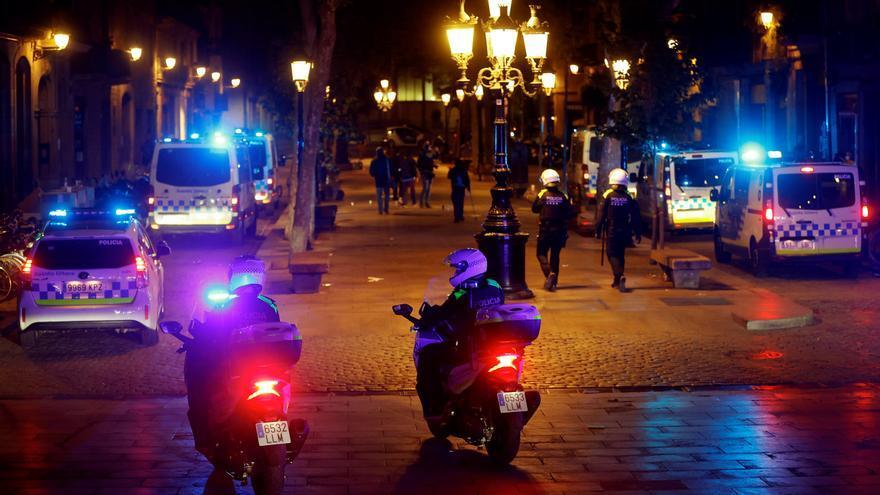 Los jueces avalan la prórroga del toque de queda en 163 municipios catalanes