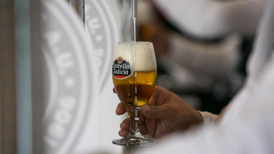 Las ventas de cerveza crecen un 11,9% en Euskadi y el norte del Estado en 2014 y es la región con mayor aumento
