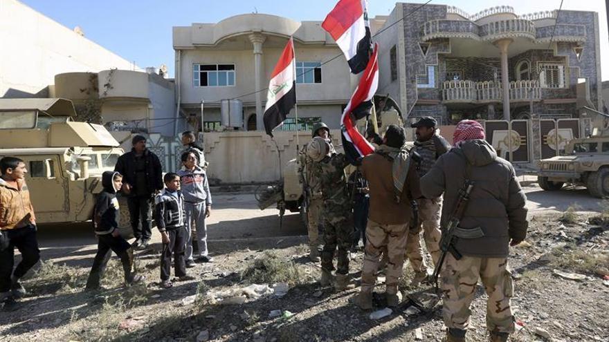 El Ejército iraquí mata a 12 terroristas del EI en el sureste de Mosul