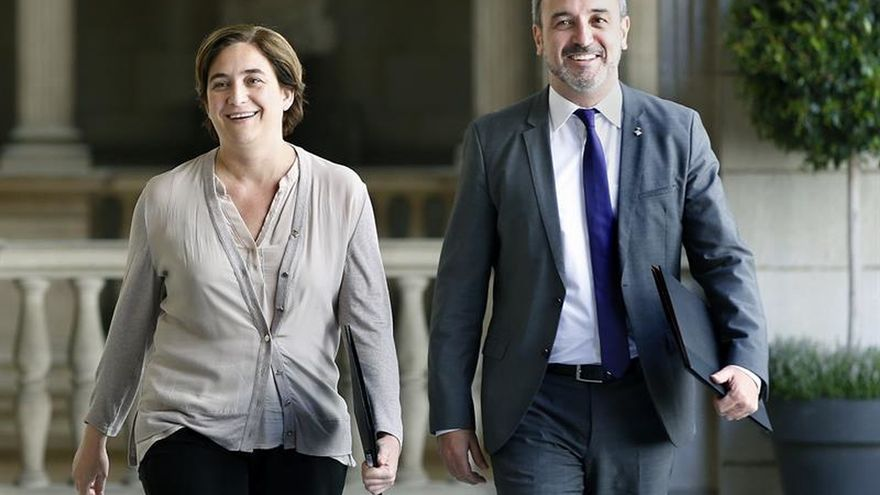 """Collboni apuesta por atraer a Barcelona empresas de Londres tras el """"brexit"""""""