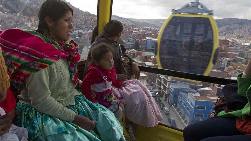 Bolivia requiere instituciones fuertes para frenar discriminación femenina