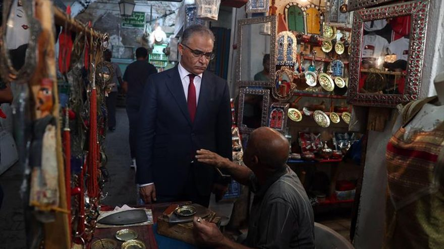 Los debates televisados, pioneros en mundo árabe, marcan la campaña en Túnez