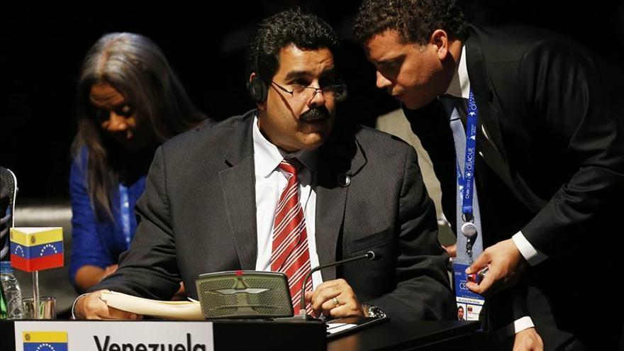 Maduro dice que Chávez es muy optimista y confía plenamente en el tratamiento