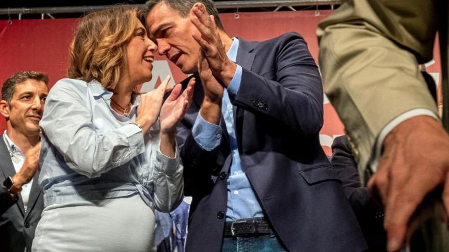 """Sánchez:  El 10N """"no nos vale cualquier victoria"""", necesitamos una rotunda"""