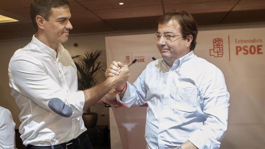 Pedro Sánchez defiende que el PSOE sabe gobernar la diversidad territorial