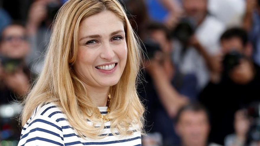 Francia lanza una campaña contra el sexismo amadrinada por Julie Gayet