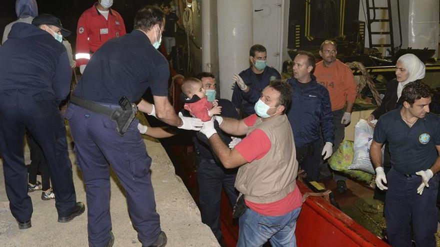 La ONU teme que 500 personas hayan muerto en un naufragio entre Libia e Italia