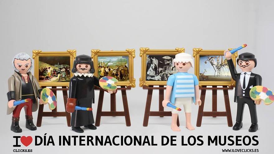 I love Día Internacional de los Museos