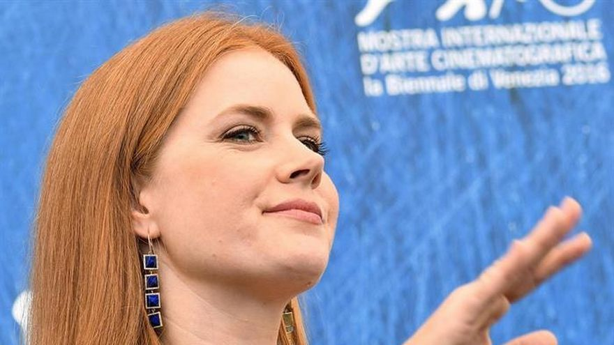 Amy Adams brilla de nuevo en Venecia a las órdenes de Tom Ford