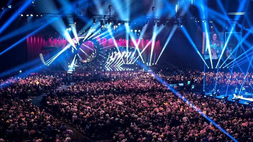 Celebración del Melodifestivalen