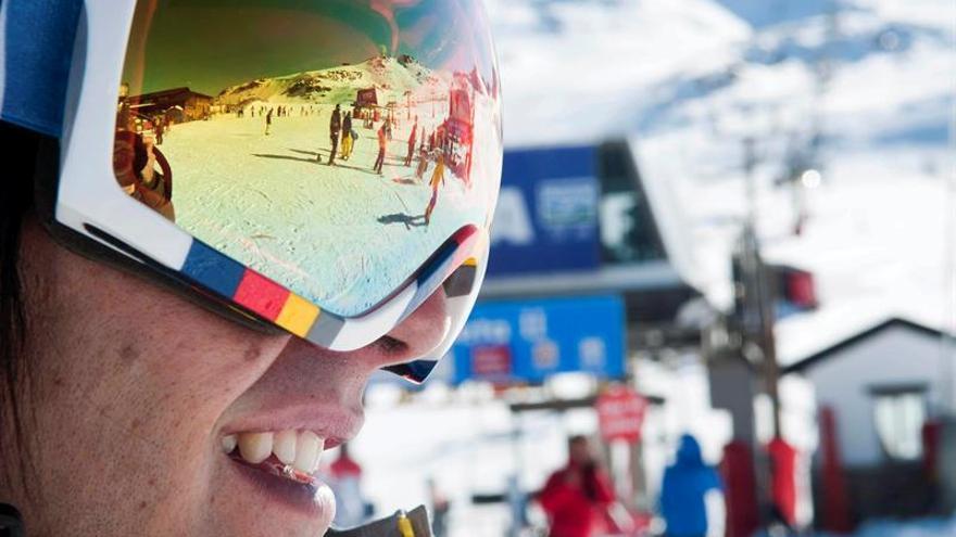 Sierra Nevada logra 300.000 usuarios más y capta a un tercio de esquiadores