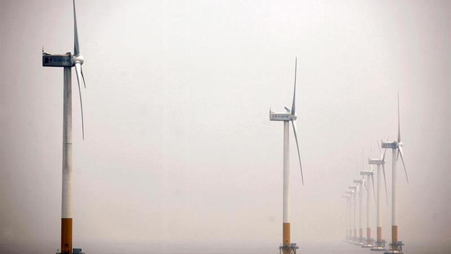 Siemens Gamesa suministra a China 150 aerogeneradores que suman 300 MW