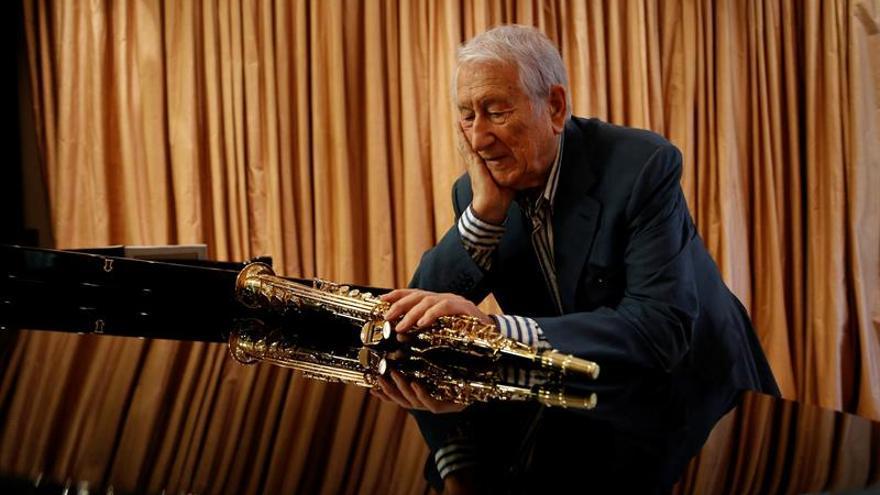 El navarro Pedro Iturralde inaugura hoy el Ingenia Jazz & Wine Festival