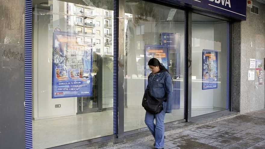 El BBVA ganó 2.649 millones de euros hasta junio, un 15 % más, por mayores ingresos