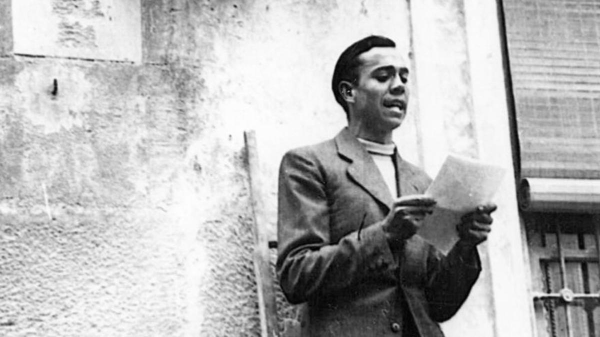 Miguel Hernández, en una imagen de archivo.