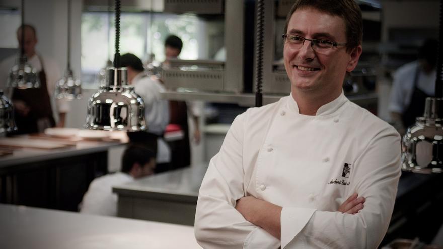 Andoni Aduriz presentará la ponencia 'Cocina no euclidiana'