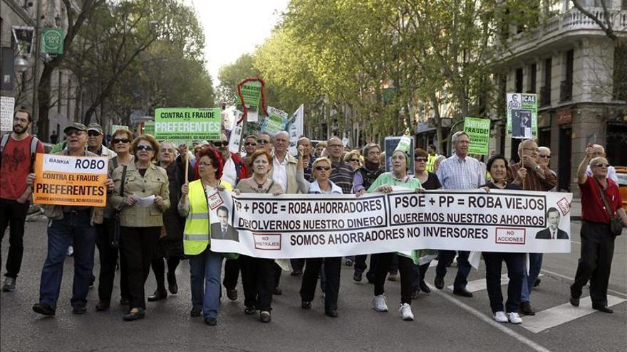 Más de mil personas exigen la libertad de los encarcelados por el 22M