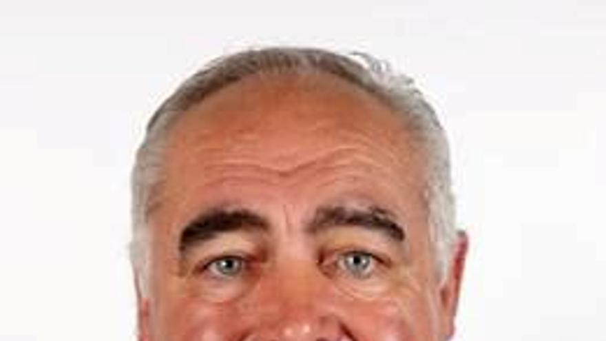 Pedro Acedo, alcalde de Mérida