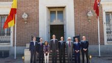 """Presidente de Elcano agradece al Rey su """"esfuerzo para asentar en España un orden constitucional y democrático moderno"""""""