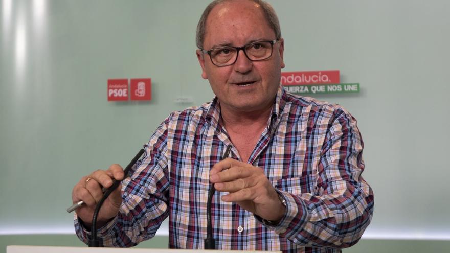 """PSOE-A defiende un """"no rotundo"""" a la investidura de Rajoy y a la """"gran coalición"""" porque """"no es buena para España"""" /Foto: EP"""
