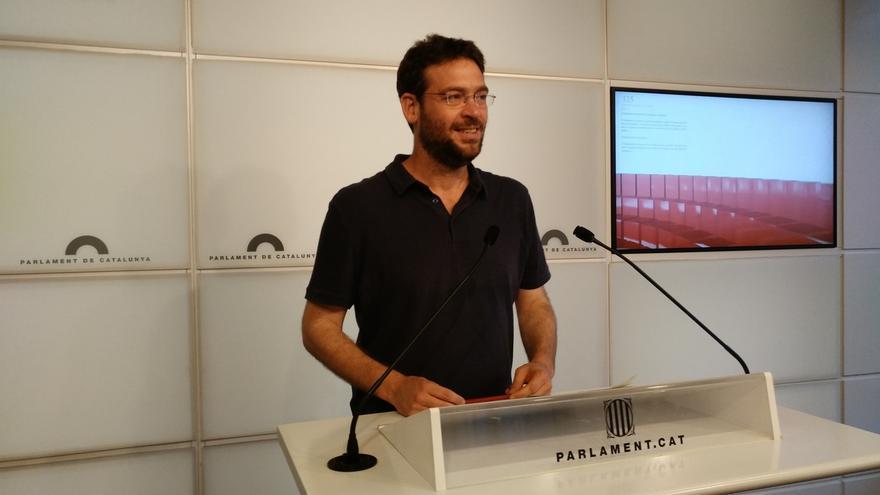Los diputados de Podem se abstendrán en la votación de la ley del referéndum