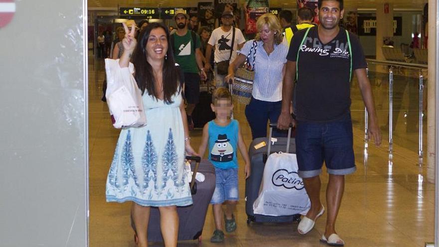 El aeropuerto de Barcelona superó en enero los 2 millones de pasajeros, un 4 por ciento más