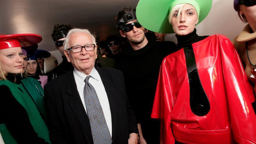 French fashion designer Pierre Cardin dies
