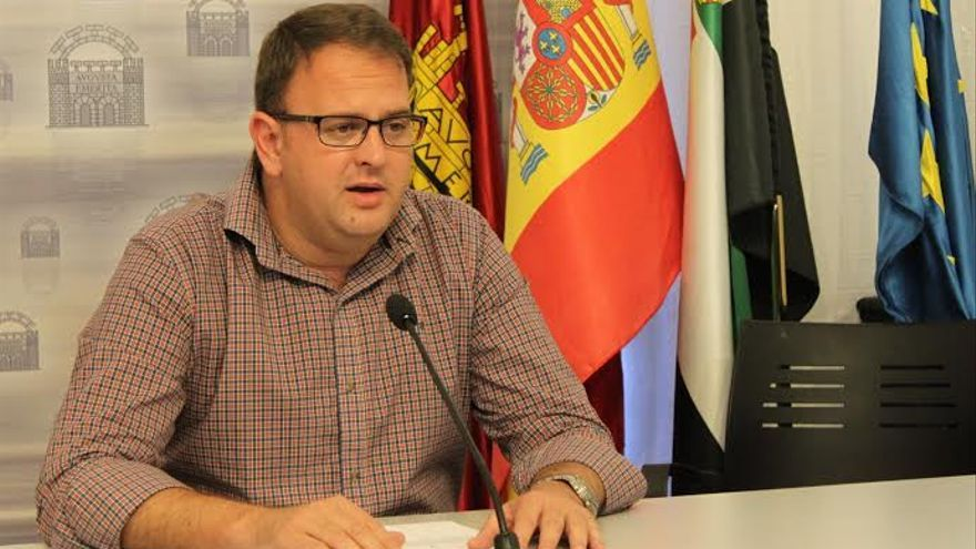 Antonio Rodríguez Osuna alcalde Mérida PSOE-Extremadura