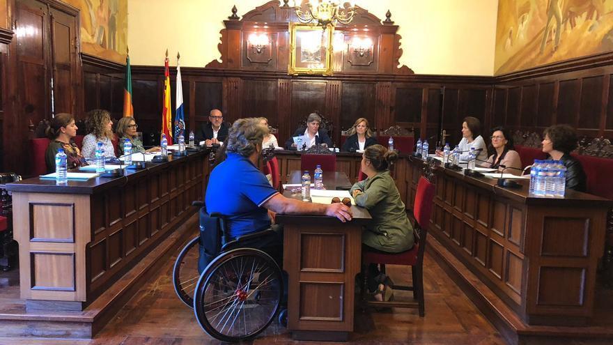 Imagen de la Mesa Intersectorial de Salud.