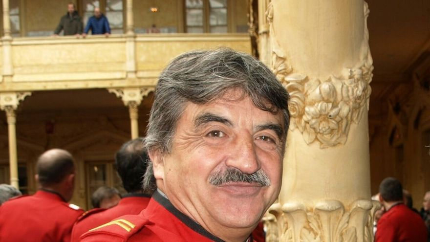 Mario Zunzarren, comisario principal de la Policía Foral, fallece en un accidente de tráfico junto a su pareja