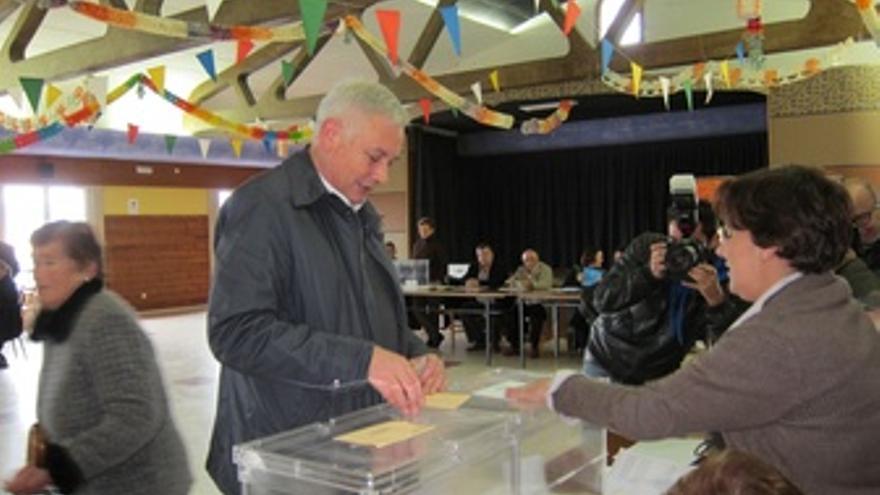 Foto Guillerme Votando