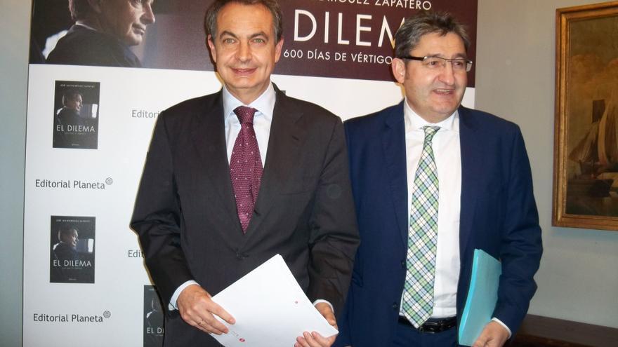 """Zapatero: """"En España no hemos vivido por encima de nuestras posibilidades"""""""