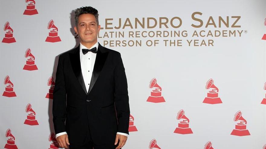 """Alejandro Sanz desplaza a Alborán del número 1 y el disco de """"OT"""" entra al 3"""