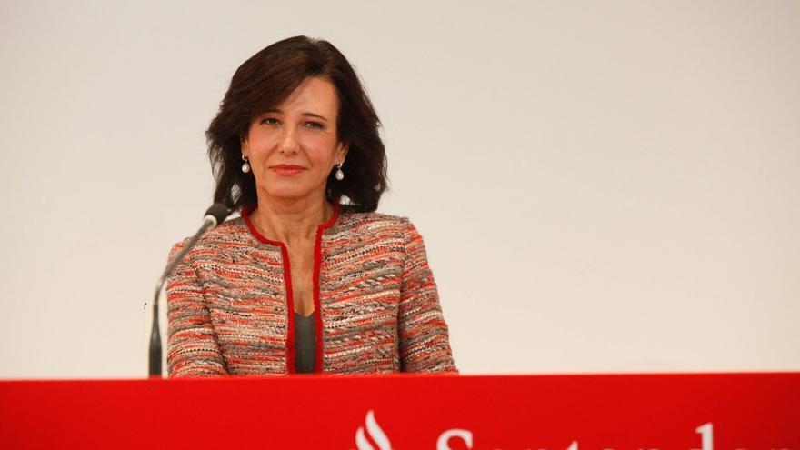 El Santander busca vincular más a sus clientes en España desde este lunes con la 'Cuenta 1,2,3'