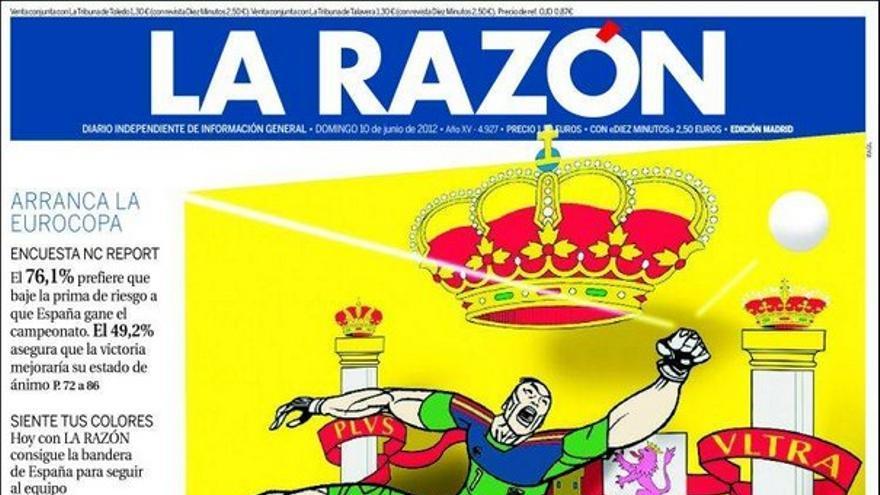 De las portadas del día (10/06/2012) #5