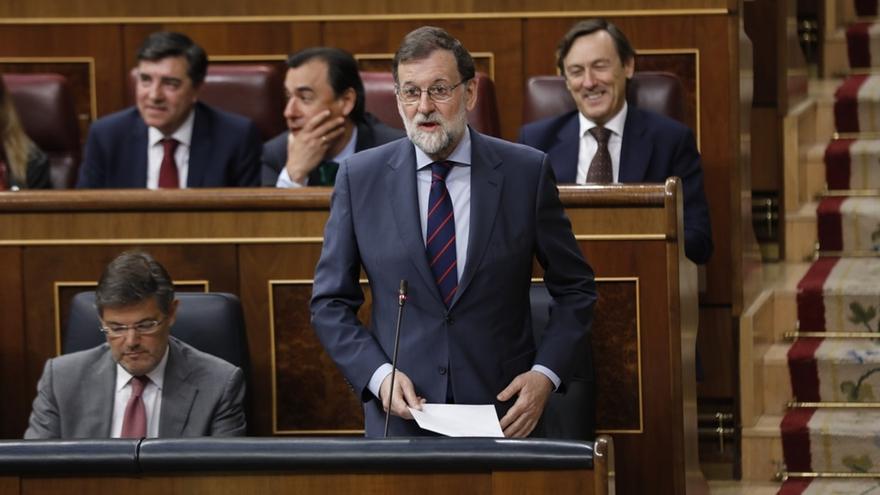 """Rajoy elude la polémica sobre Catalá y el juez """"singular"""" y dice que """"si es necesario"""", se modificará el Código Penal"""