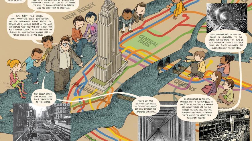Imagen de 'Lost in New York', de Sergio García