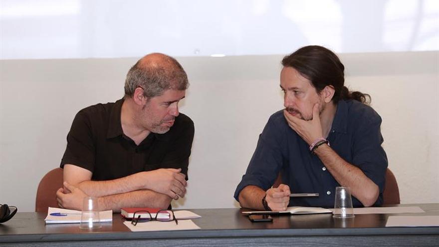 Iglesias cree que gobernar con el PSOE en C.La Mancha ayudará a cambiar cosas