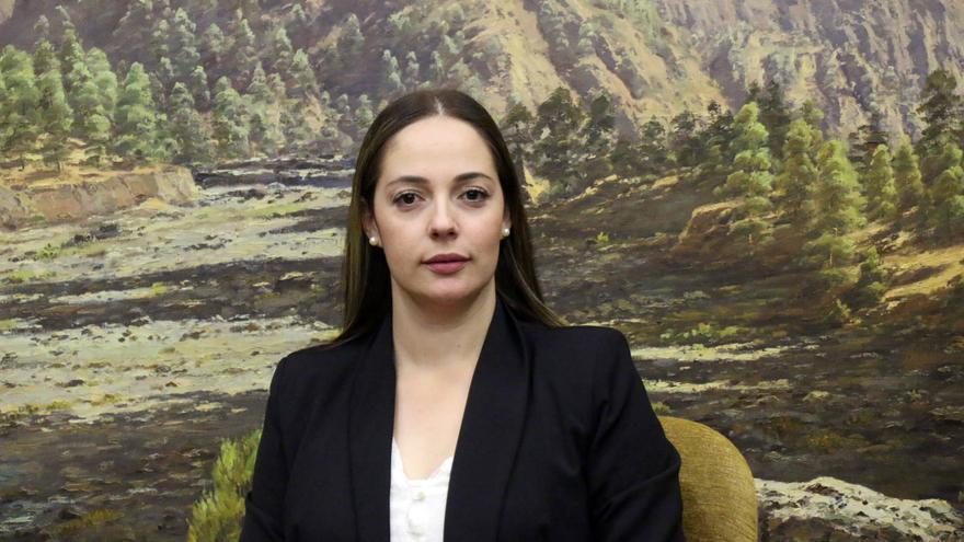 Ángeles Rodríguez Acosta.