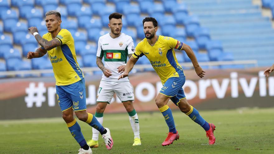 La UD Las Palmas busca sellar la permanencia