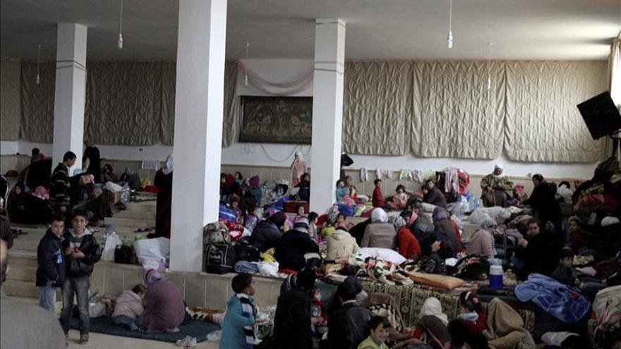 El 75 % de los niños sirios refugiados en el Líbano están sin escolarizar
