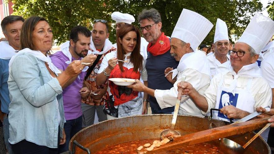 La fiesta tradicional en torno al judión de La Granja reúne a 10.000 personas