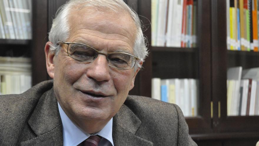 Borrell pide por carta a la CCMA poder exponer en TV3 sus tesis sobre las balanzas fiscales