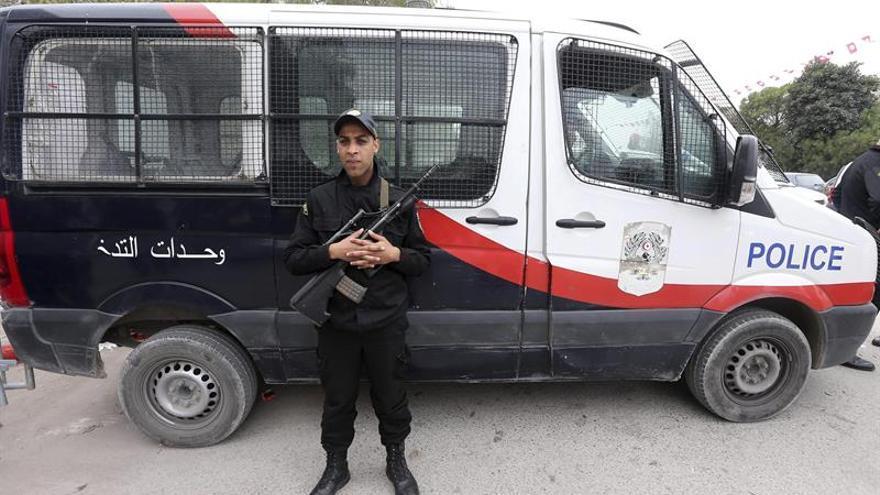 Túnez desmantela la segunda presunta célula terrorista en una semana