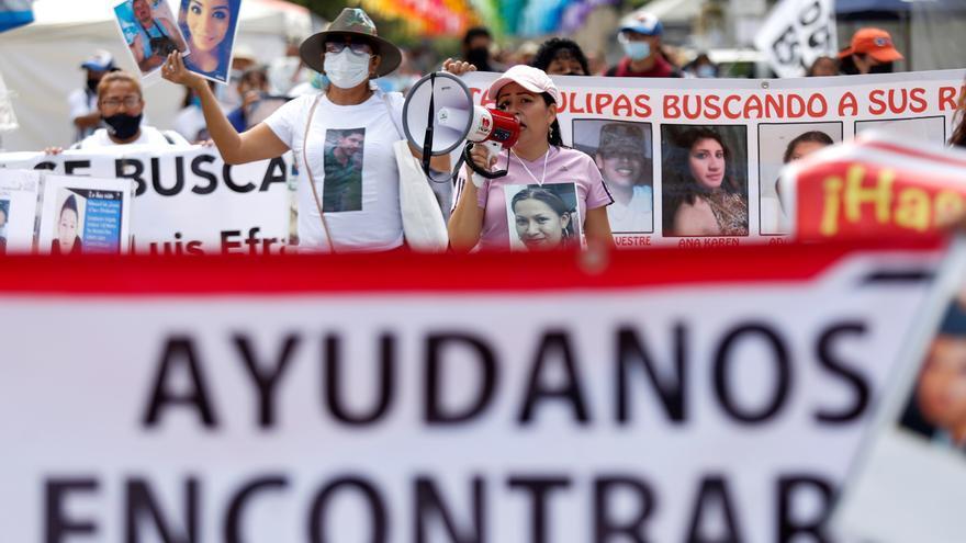 La búsqueda de desaparecidos en vida continúa en el mexicano Jalisco