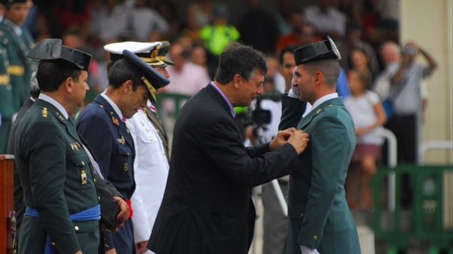 De los actos en honor a la patrona de la Guardia Civil en Gran Canaria #6