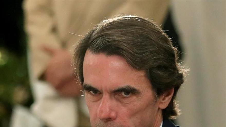 Aznar clausurará en Valencia un foro sobre ideas en sanidad y educación